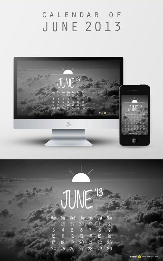 """its call """"Semangat Pagi"""". Today ibrandstudio has released free calendar of June for you. Download for free at: http://ibrandstudio.com/freebies/desktop-wallpaper-calendar-june-2013"""