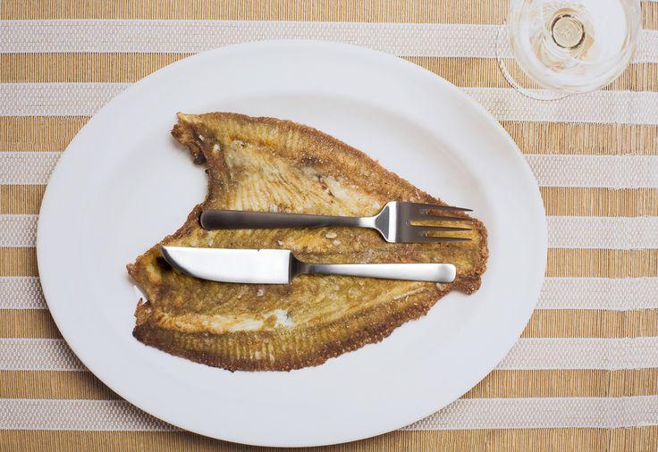 Kay Bojesen - Fiskegaffel og fiskekniv