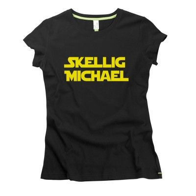 Skellig Michael T-Shirt by Hairy Baby