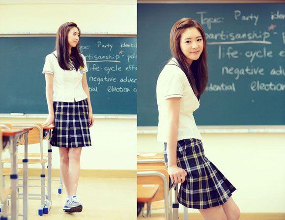 Korean school uniform | school uniform accessorizing ...