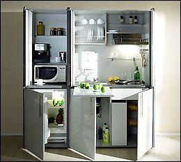 tiny kitchen for tiny house