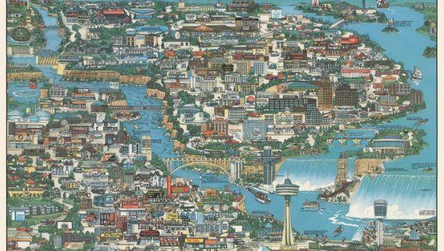 71 mil mapas antigos em alta resolução para download gratuito