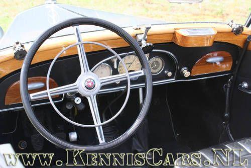 Mercedes 170 VA  Convertible 1937  €  110.000,- For Sale