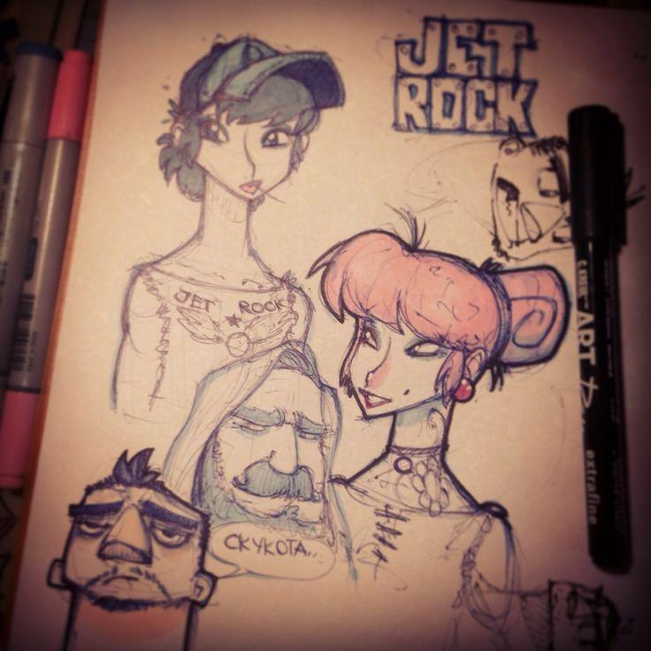 #jetrock