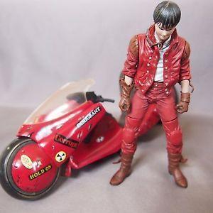 Akira Kaneda with Motorcycle Mcfarlane Figure