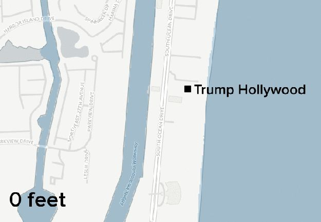9 Science Stories You Can't Miss: The Flooding Of Trump's Buildings Edition