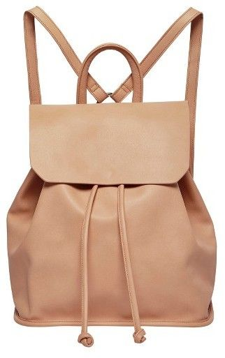 SHOP | gifts for women | gifts for the boss babe | outfits for women | Urban Originals Midnight Faux Leather Flap Backpack - Pink