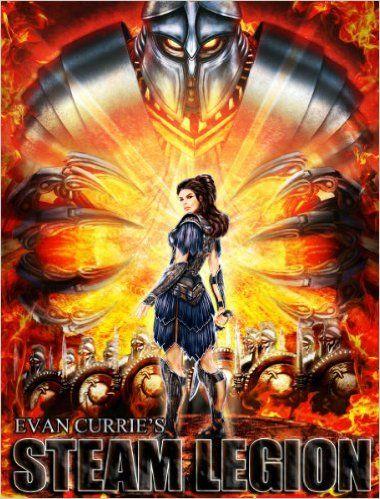 Amazon.com: Steam Legion eBook: Evan Currie: Books