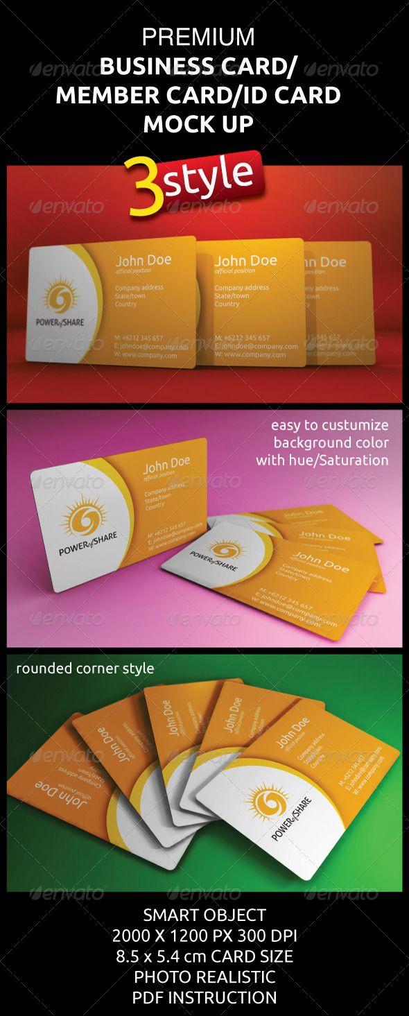 The 25+ best Premium business cards ideas on Pinterest | Modern ...