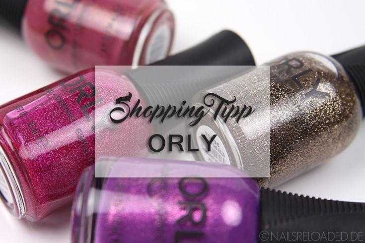 Shopping Tipp | Orly Nagellack