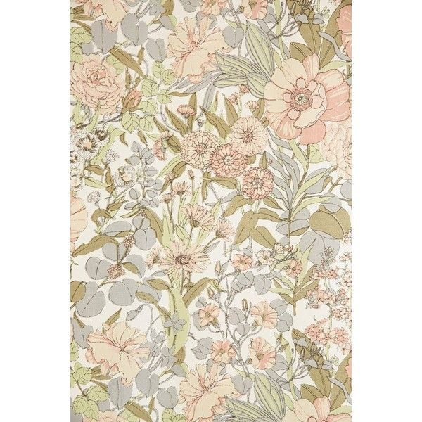 Plum & Bow Cecilia Floral Shower Curtain ($49) ❤ liked on Polyvore featuring home, bed & bath, bath, shower curtains, floral shower curtains, flowered shower curtains and cotton shower curtains