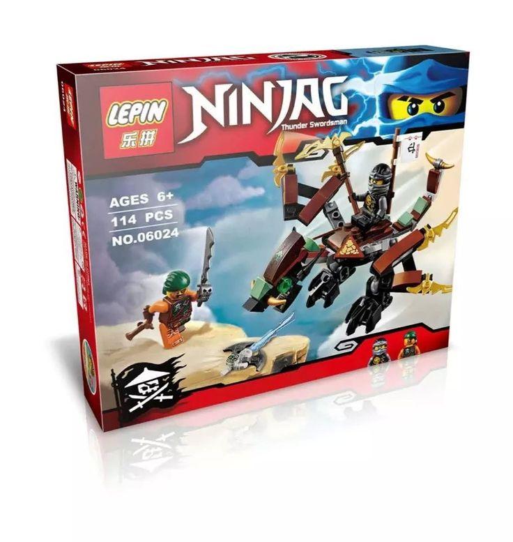 $4.64 (Buy here: https://alitems.com/g/1e8d114494ebda23ff8b16525dc3e8/?i=5&ulp=https%3A%2F%2Fwww.aliexpress.com%2Fitem%2FHot-arrival-new-LEPIN-06024-Cole-s-Dragon-Ninjagoed-Ninja-Building-Block-Model-Kids-Bricks-Toys%2F32709432436.html ) Hot arrival new LEPIN 06024 Cole's Dragon Ninjagoed Ninja Building Block Model Kids Bricks Toys  blocks for just $4.64