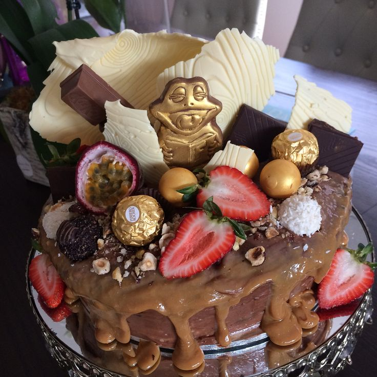 how to make ferrero rocher chocolate at home