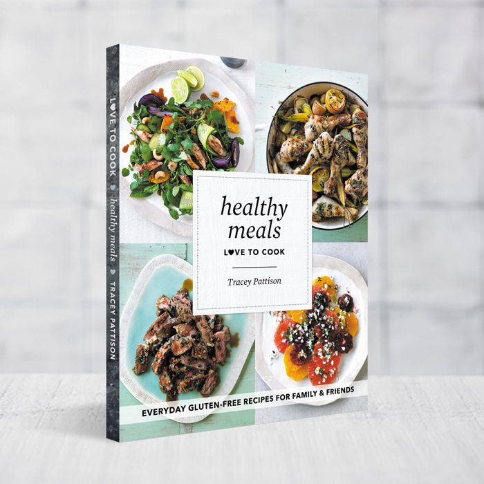 "Love To Cook""Healthy Meals"" Cookbook"