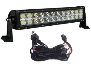 "Best 12"" LED Light Bars - Ranking The Top Cree Light Bars  #ledlightbar http://gazettereview.com/2016/06/best-12-led-light-bars/"
