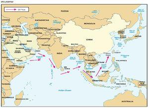 Sea lines of communication - Wikipedia, the free encyclopedia