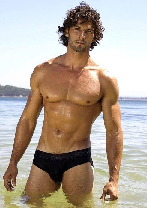 Body Builders With Long Hair  Muscle Men Zone -3223