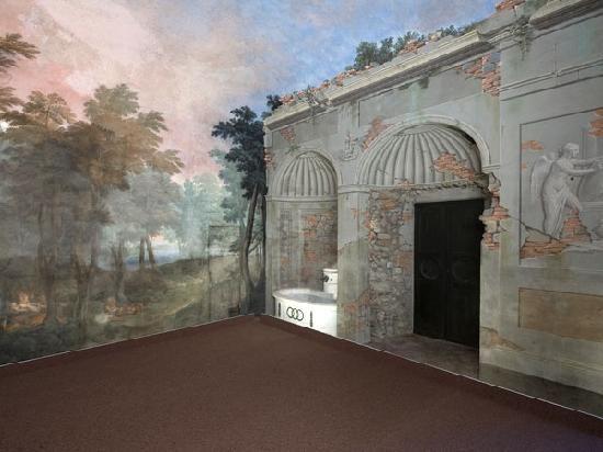 Museum Casa Martelli: Sala da bagno
