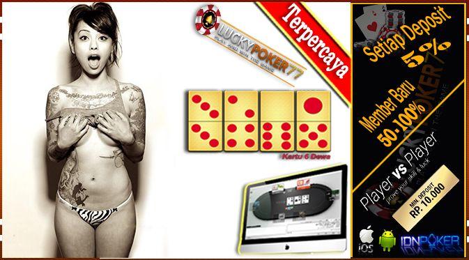 Domino Online Teramai   Cara Cerdas Bermain Poker Online