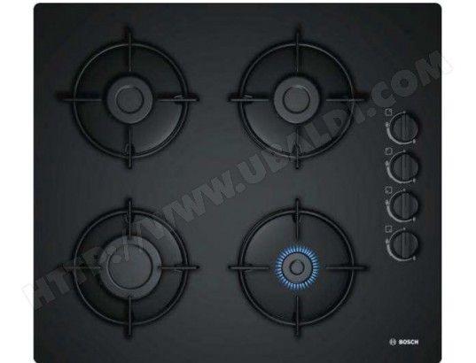 Parce que la cuisine requiert une grande polyvalence, votre plaque Bosch est dotée de quatre foyers de puissances différentes, afin ...