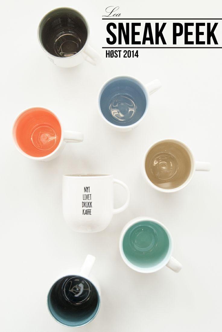Kaffekopper fra lea.no