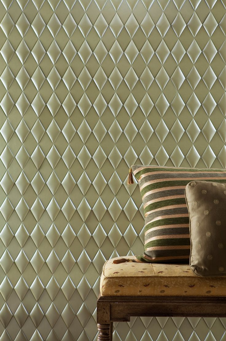 27 best NappaTile images on Pinterest   Leather wall, Tiles and Paper