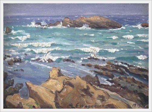 Einar Mogens Wegener (Danish, 1882-1931) «» 1914