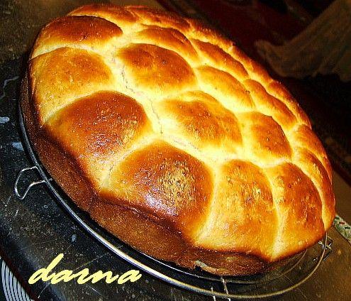 brioche au nutella à la pâte magique - Darna