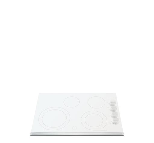 Frigidaire Gallery 36'' Electric Cooktop in WHITE / @ Emile's