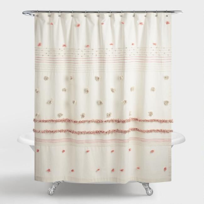 Wake Up Your Bathroom Style With Our Exclusive Shower Curtain