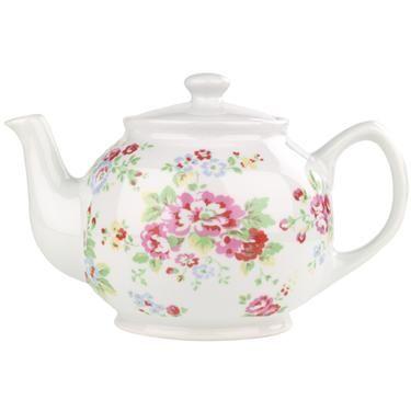 """Spray Flowers Teapot""  from  ~Cath Kidston~"