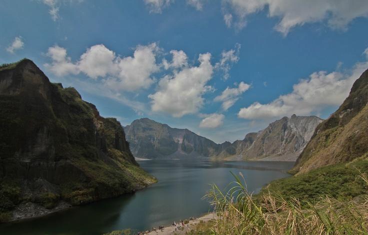 Mount Pinatubo, Tarlac, Philippines