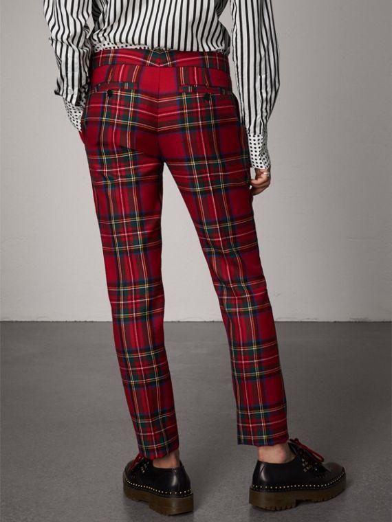 Pantaloni Donna Lana Touch
