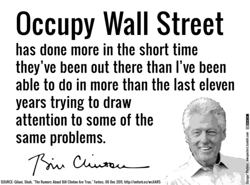 Poster - Bill Clinton