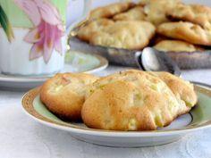 Нежное, очень мягкое печенье с яблочным вкусом.