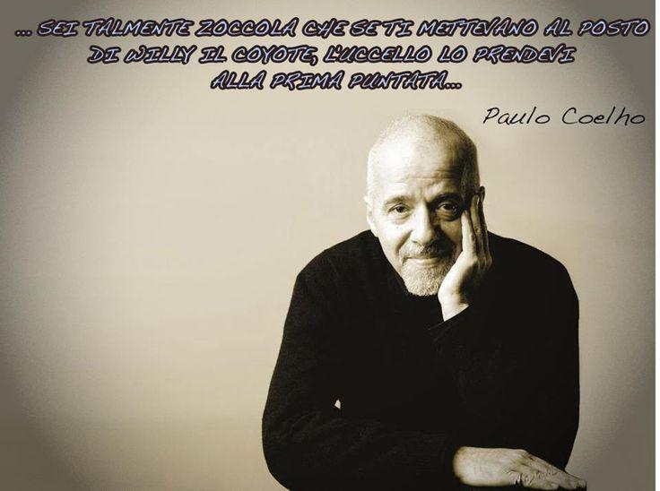 Su Facebook, in merito a citazioni fasulle, Paulo Coelho batte Jim Morrison di una incollatura!!!