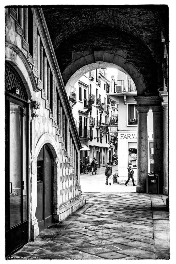 Vicenza, Italy | Photo: Saverio Bortolamei