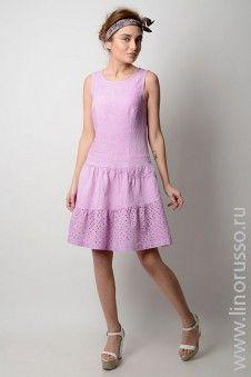 #LinoRusso #РусскийЛён #лён #платье #dress #red #linen #spring16 #summer16 #ss16 #lace #кружево #ecofriendly
