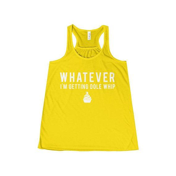 Dole Whip Mean Girls Disney Park Shirt Tank Top Pineapple