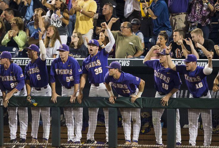 """Tell It Like It Is"" Talk Show: Consensus No. 2 Ranking Caps Superb LSU Baseball S..."