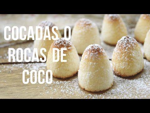 Cómo hacer Cocadas o Rocas de Coco - Lo He Cocinado Yo