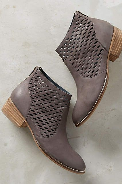 Seychelles Way Point Ankle Boots - love these but what socks do you wear with them?