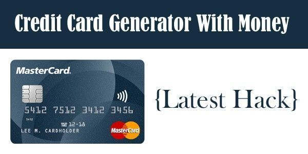 Credit Cards Generator Credit Card Hacks Credit Card Hacks Mastercard Credit Card Free Credit Card