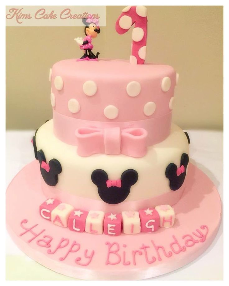 For Minnie Mouse fans x