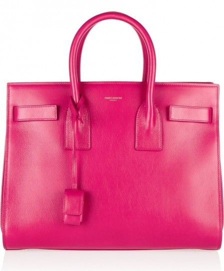 Sac de Jour radiant orchid Saint Laurent