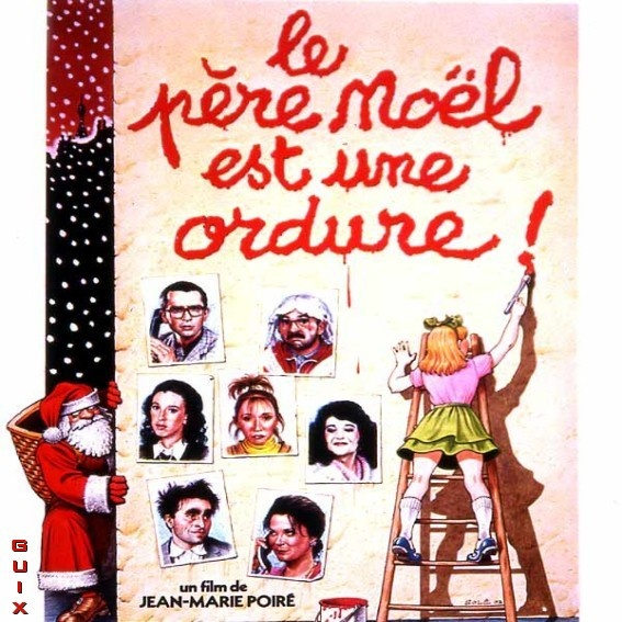 """LE PERE NOEL EST UNE ORDURE """" Je m'appelle Thérèse.  Je t'encule Thérèse"""""""