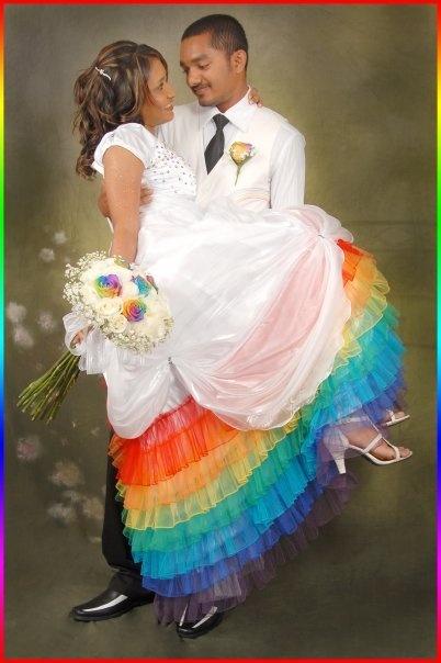 Coolest Wedding Dress Ever