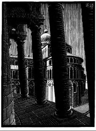 M.C. Escher, 1937