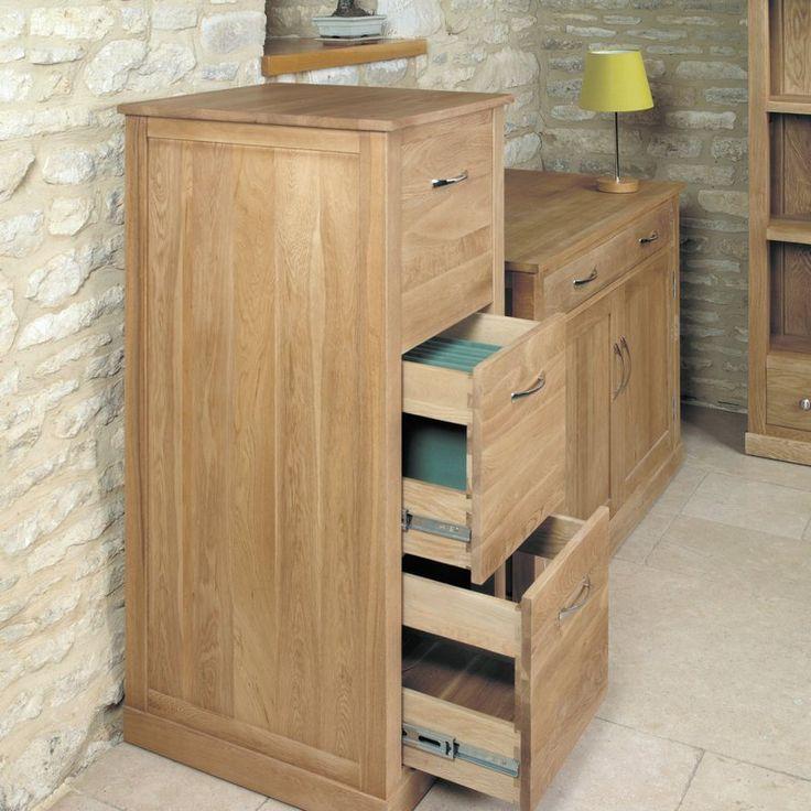 mobel solid oak reversible. mobel solid oak 3 drawer filing cabinet reversible