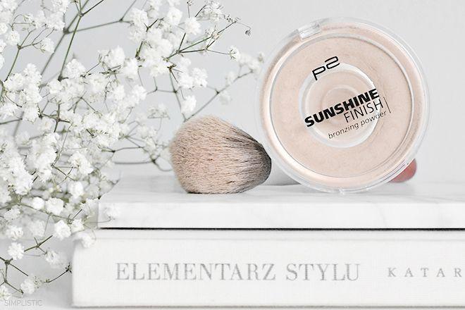 Bronzing Powder, P2, Sunshine finish.  More here: www.simplistic.pl/2017/02/konturowanie-twarzy-makijazowelove.html